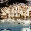 Piraeus Marina, Athens — Stock Photo