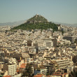 Lycabettus Hill, Athens, Greece — Stock Photo