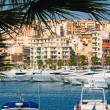 Piraeus Marina, Athens - Stock Photo