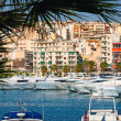 Piraeus Marina, Athens — Stock Photo #5827426