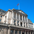 Bank of England, London - Stock Photo