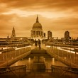 St Paul's Cathedral, London. — Stock Photo