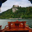 Royalty-Free Stock Photo: Bled Castle, Slovenia
