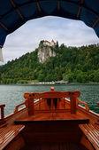 Bled Castle, Slovenia — Stock Photo