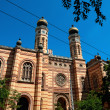 Synagogue, Budapest — Stock Photo