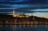 Matthiaskirche, budapest — Stockfoto