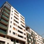 Modern apartment building — Stock Photo #6525225