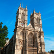 Westminster Abbey, London — Stock Photo