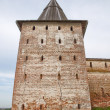 Stock Photo: Kirillo-Belozersky monastery. Svitochnaytower. Russian