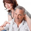 Nice elderly couple — Stock Photo #5629584