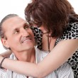 Nice elderly couple — Stock Photo #5671930