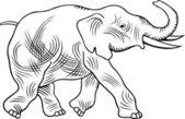 象 — ストックベクタ