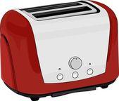 Toaster — Stock Vector