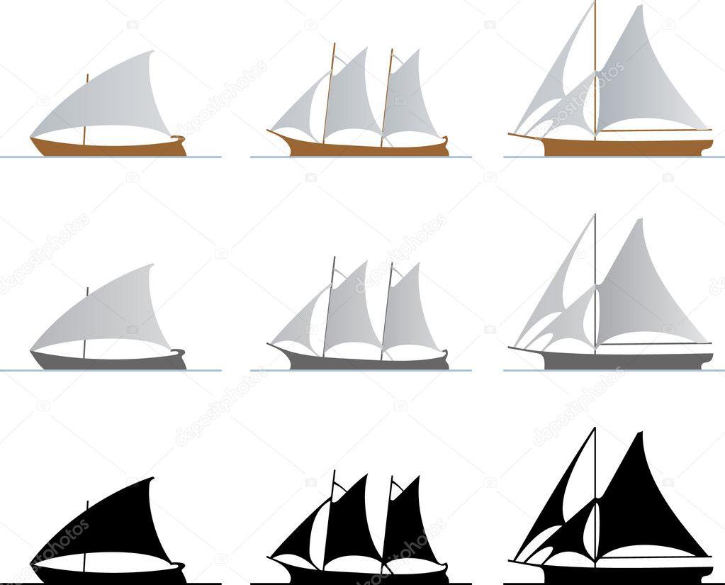 Cal 2 27 sailboat wallpaper