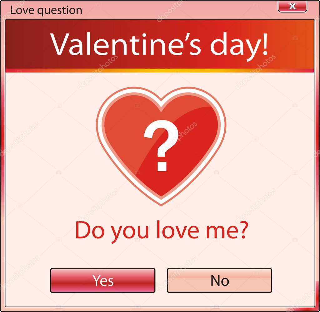 Love question pictures for facebook