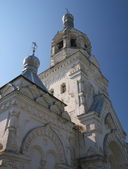 Bell tower of the monastery — Stock Photo