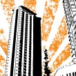 Vector buildings — Stockvektor #5672558