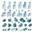 Isometric - Stock Vector