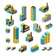 Royalty-Free Stock Imagen vectorial: Buildings