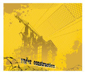 Under construction2 — Vector de stock