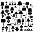 Lamps — Stock Vector #6725886