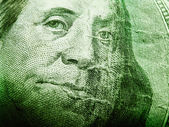 Dollar Bill — Stock Photo