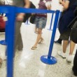 Airport Queue — Stock Photo #6334405