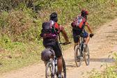 Mountain Bike Adventure — Stock Photo