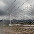 Wire Fence — Stock Photo #6367269