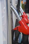 ガソリン ノズル — ストック写真