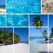 Collage of Republic Dominican — Stock Photo #5450062