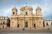 Noto baroque town, Sicily, Italy — Stock Photo