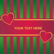 St. valentine's background — Stock vektor