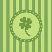 Clover background — Stock Vector