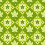 Autumn pattern — Stock Vector