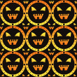Halloween pattern — Stock Vector #6408066