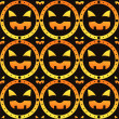 Halloween pattern — Stock Vector #6665301