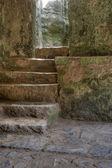 Pembrokeshire stackpole kilisede — Stok fotoğraf