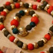 Colourful beads for sale — 图库照片 #6430384