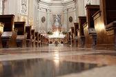 教会内部 — ストック写真