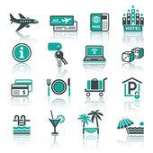 Recreation, Travel — Stock Vector