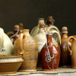 Traditional jugs — Stock Photo