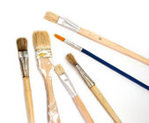 Paintbrushes — Foto Stock