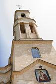 Church tower. — Stockfoto