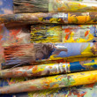 Paintbrushes — Stock Photo