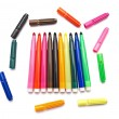 Markers. — Stock Photo