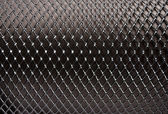 Black grid. — Stock Photo