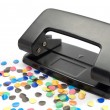 Hole puncher . - Foto Stock