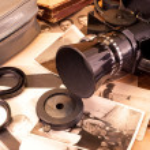 Vintage camera. — Stock Photo