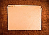 Naderwanym kawałkiem papieru. — Zdjęcie stockowe